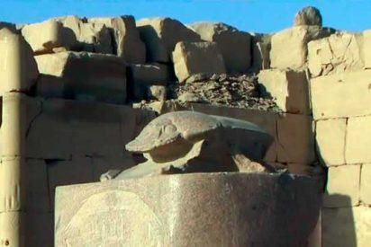 """Egipto: El """"Escarabajo de Amenofis III"""""""