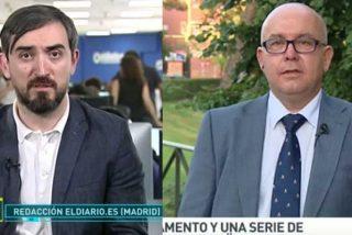 Ignacio Escolar oculta aviesamente en su información sobre la operación del supuesto blanqueo de dinero de Gonzalo Boye que fue fundador de eldiario.es