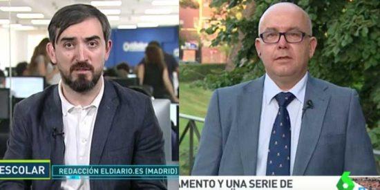 Ignacio Escolar oculta la operación del supuesto blanqueo de dinero de su ex socio Gonzalo Boye