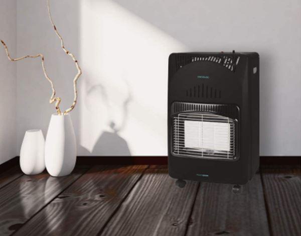 Alternativas a la calefacción eléctrica: estufas de gas (nuestra selección desde 42€) 🔥