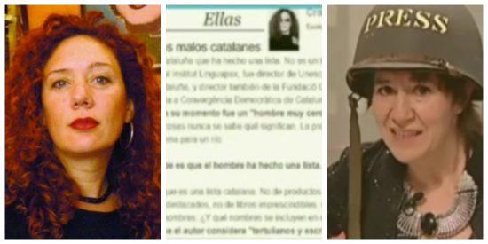 'Hacer un Fallarás': cuando la podemita firmaba en El Mundo y criticaba al separatismo antes de cambiar de chaqueta