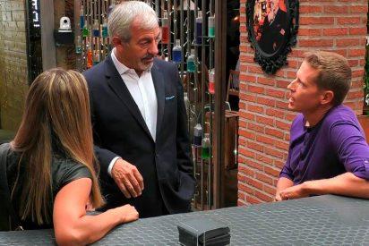 'First Dates', el programa de las citas a ciegas, se convierte en 'academia de español' para dos estadounidenses