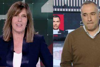 """El 'Lechero' Fortes enloquece tras ser pillado cortando en directo a Pablo Casado e insulta a la audiencia: """"¡Tarados ociosos!"""""""