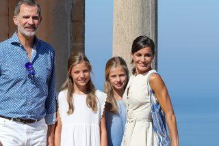 Se filtran las consecuencias de esta foto de la reina Letizia... y la clave está a la derecha