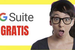 Código promocional G Suite GRATIS y los beneficios de la herramienta