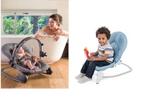 desde cuando se puede usar hamacas para bebés