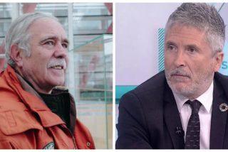 """¡Válgame Dios, Marlaska! El ministro del Interior garantiza que en Barcelona no pasa nada y Pérez Henares le acribilla: """"Vuélvete a tu bar"""""""