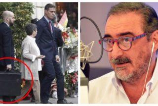 La sorprendente revelación de Herrera sobre un elemento secreto de la seguridad de Sánchez
