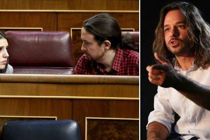 El guapete al que fumigaron de Podemos les gana el juicio y enseña las vergüenzas de los 'marqueses de Galapagar'