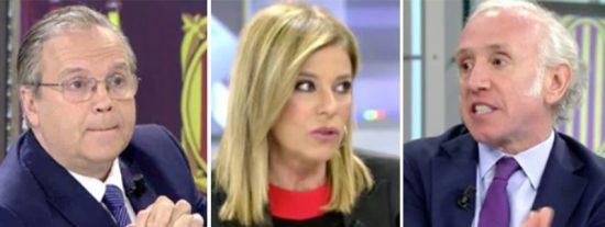 """La sentencia del procés agita la TV: """"¿Puedo dar mi opinión o esto es una dictadura? ¡Re-be-lión!"""""""