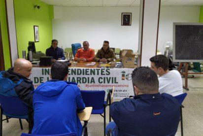 Asamblea en Lugo de Guardias Civiles de Independientes de la Guardia Civil --IGC-