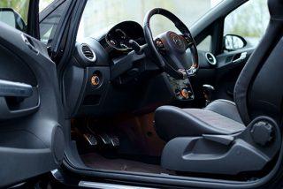 Interior de vehículo