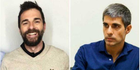 Un ex futbolista del Barça y actual colaborador del pesebre de Roures amenaza a José Luis Sánchez por criticar una pancarta independentista del Camp Nou