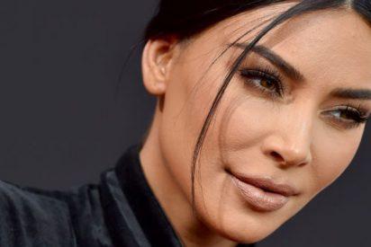 Kim Kardashian se queja por sus ocho kilos de más pero los seguidores de su bumbum los agradecen