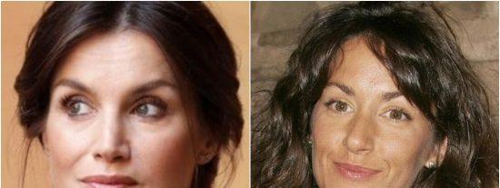 Telma Ortiz o cómo reintegrarse en la 'esfera pública' por todo lo alto junto a su hermana Letizia