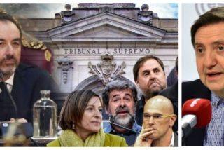 """Losantos estalla contra el Supremo por la sentencia a los golpistas: """"Son jueces amaestrados por el sinvergüenza de la Moncloa"""""""