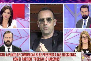 Gatillazo político: Tras marear la perdiz, Mejide y sus payasos renuncian a su aspiración de sentarse en el Congreso