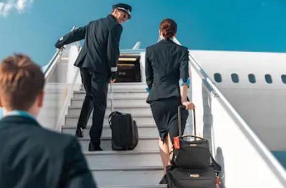 maletas de piloto