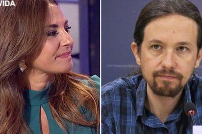 """Mariló Montero vuelve a Canal Sur con un 'pescozón' memorable a Pablo Iglesias: """"No está capacitado para liderar ningún partido político"""""""