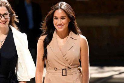 El vestido camisero, la mejor apuesta de Meghan Markle