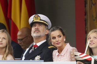 """La reina Letizia o como ser 'comandante' de tus propias hijas: las entrena como """"un equipo"""""""