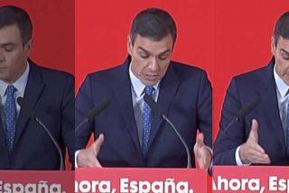 """El penúltimo lapsus de Pedro Sánchez provoca un megabit de carcajadas: """"¿100 Mbps? ¿Megapips?"""""""