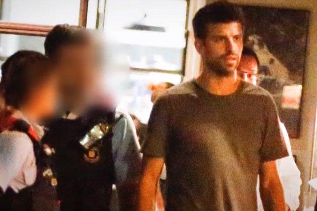 Otro grave incidente nocturno entre el 'indepe' Piqué y los Mossos termina en multa y escándalo