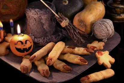 Postres fáciles para Halloween