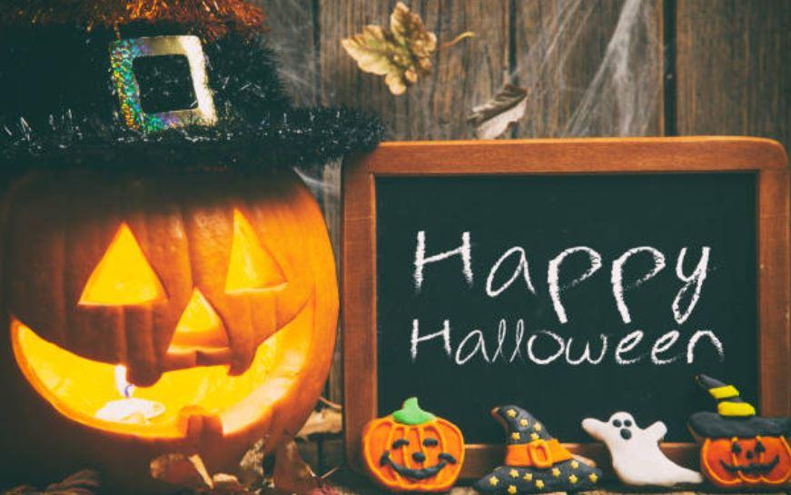 Postres fáciles de Halloween