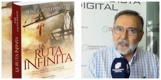 """Calvo Poyato: """"La gesta impresionante de dar la vuelta al mundo ha sido casi ignorada por los españoles"""""""