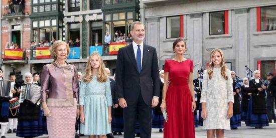 Ceremonia de entrega de los Premios Princesa de Asturias 2019 © Casa S.M. El Rey