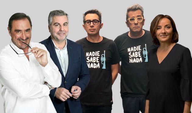 La Cadena SER aviva la guerra con Mediaset con un cruel varapalo a las estrellas de Telecinco