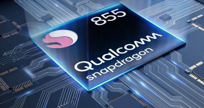 Procesador Qualcomm 855