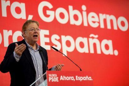 Corrupción PSOE: imputan al hermano de Puig por malversación en la millonada que recibe de la Generalitat