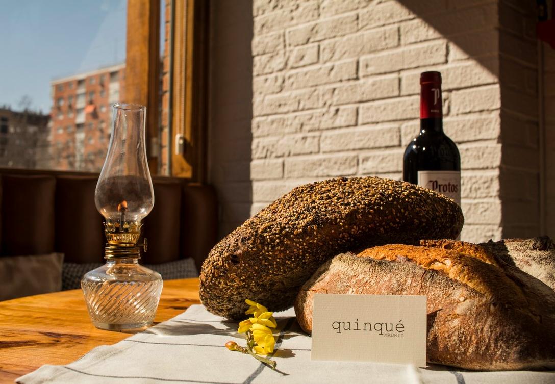 'Quinqué Madrid': La Gastronomía hecha con auténtico cariño