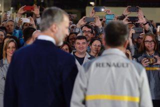 """El Rey Felipe no se achanta y se enfrenta a una grave trifulca con podemitas: """"váyase por donde ha venido"""""""