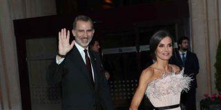 Reyes Felipe y Letizia - Concierto Premios Princesa de Asturias © Casa S.M. El Rey