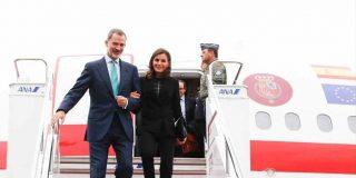 Viaje de los reyes Felipe y Letizia a Japón © Casa S.M. El Rey