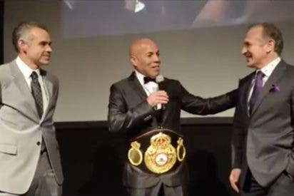 """Ex boxeador peruano, Orlando Romero, solicita los """"Laureles deportivos"""""""
