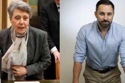 """Rosa María Mateo dice que en la sectaria TVE llaman a VOX """"extrema derecha"""" porque lo consultaron con unos cuantos politólogos"""