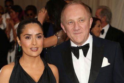 El marido de Salma Hayek cumple lo prometido y entrega 100 millones para reconstruir Nôtre Dame