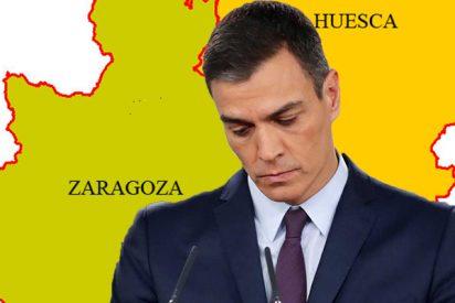 'Gazapos' Sánchez es un no parar en lo de dar carnaza a los tuiteros: tampoco sabe dónde está Huesca