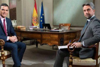 Los podemitas aúllan rabiosos al enterarse de la jugarreta que les ha hecho Sánchez con RTVE