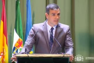 La 'cerdada' de Pedro Sánchez que ha indignado a los ganaderos extremeños: promociona el jamón serrano en plena tierra del ibérico