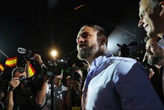 """Apotéosico lleno total de VOX en Vistalegre: """"El PSOE es un partido con una historia criminal y jamás pactaremos con ellos"""""""