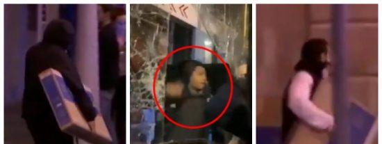 Los MENAS hacen su agosto en Barcelona saqueando tiendas mientras cobran 670 euros al mes de la Generalidad