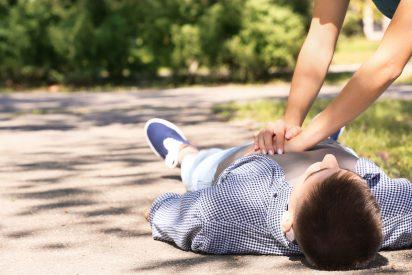Salva vidas con la reanimación cardiopulmonar