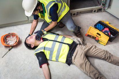 Cinco consejos básicos para salvar una vida en tu puesto de trabajo