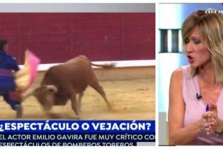 """Susanna Griso quiere prohibir a los 'enanos toreros' y les compara con las prostitutas: """"Me parece denigrante"""""""