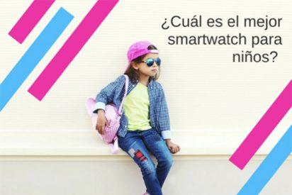 Los 5 mejores smartwatch para niños del 2019